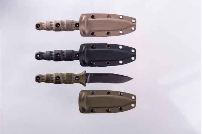 PiKnives Felis S black