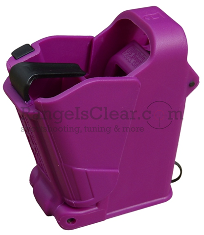 Uplula Universal Mag Loader Assist PURPLE