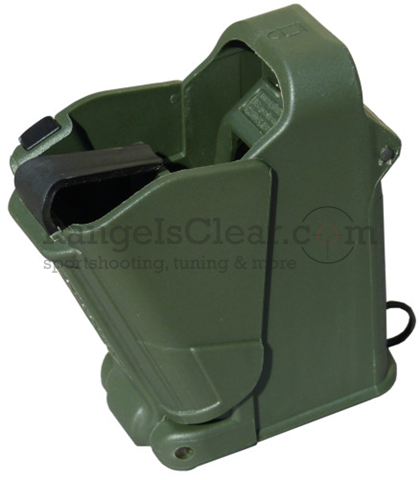 Uplula Universal Mag Loader Assist OD GREEN