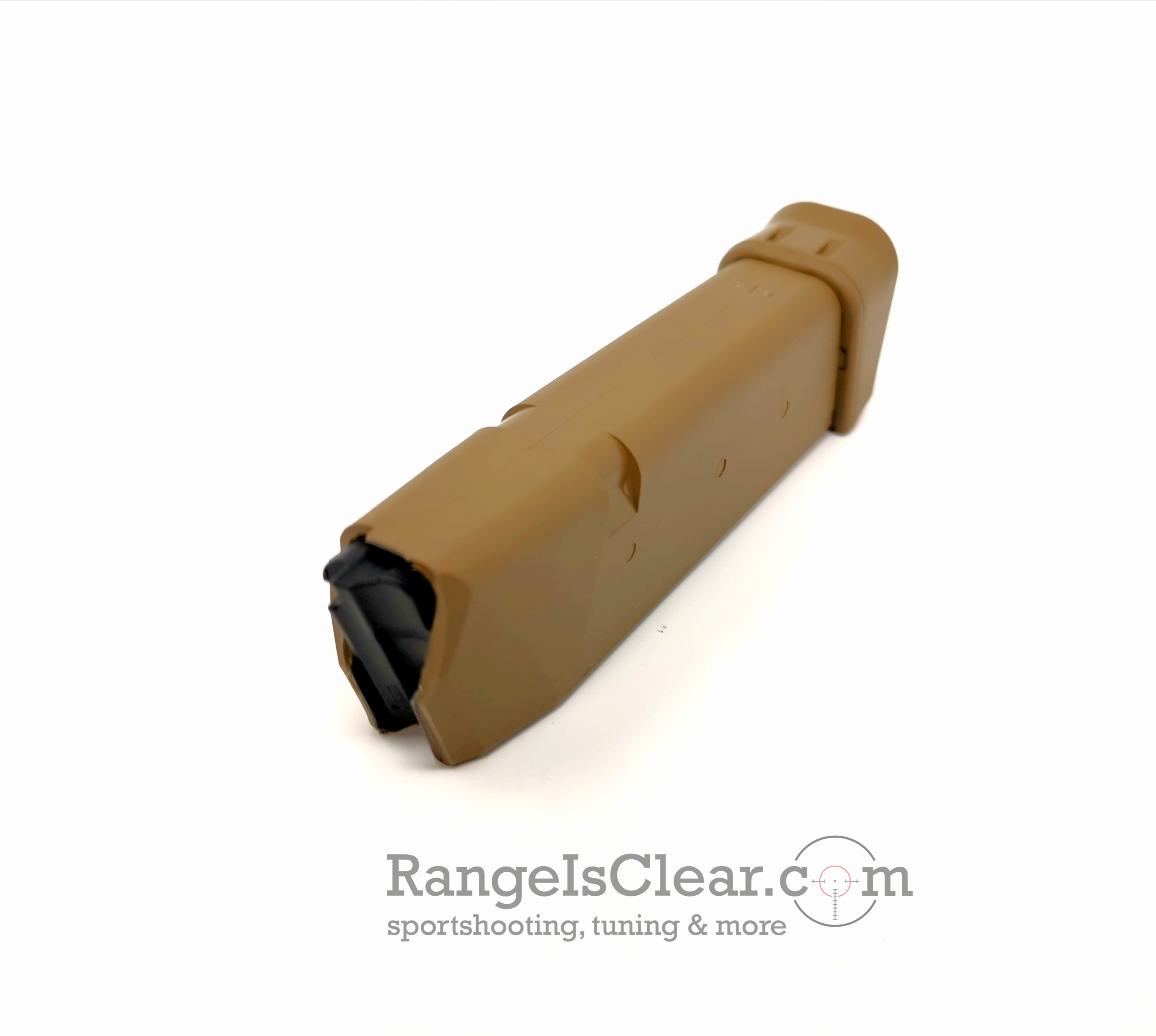 Glock Magazin 19X coyote tan 17+2 9mm