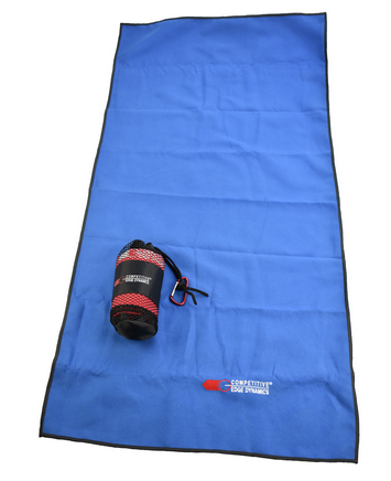 CED Sports Towel - blue