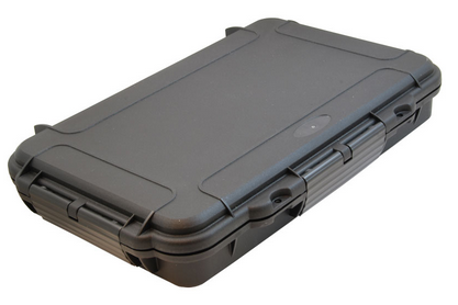 DAA Thin Pistol Case Black