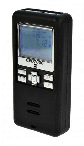 CED Color Skin CED 7000 - BLACK