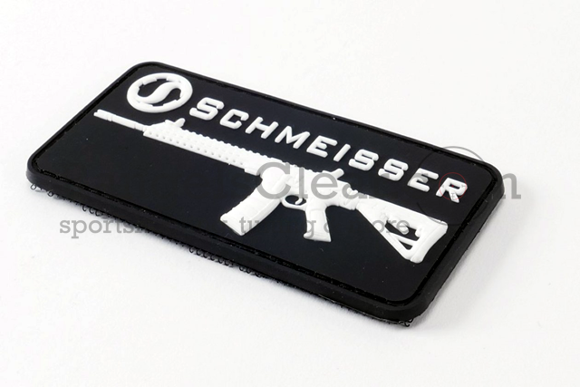 Schmeisser Rubberpatch AR15 black