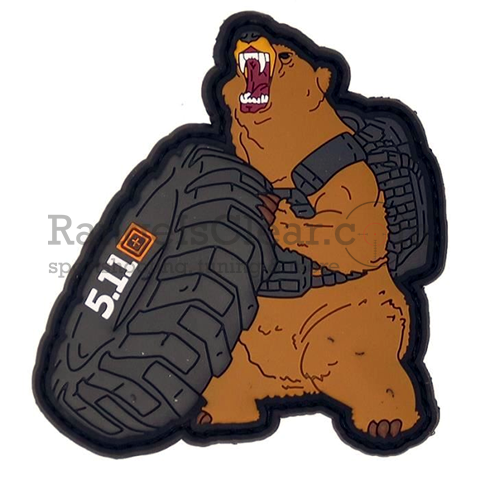 5.11 Rubberpatch Bear Tire