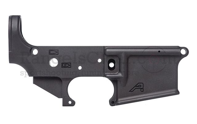Aero Precision Stripped Lower Gen 2 - BLACK