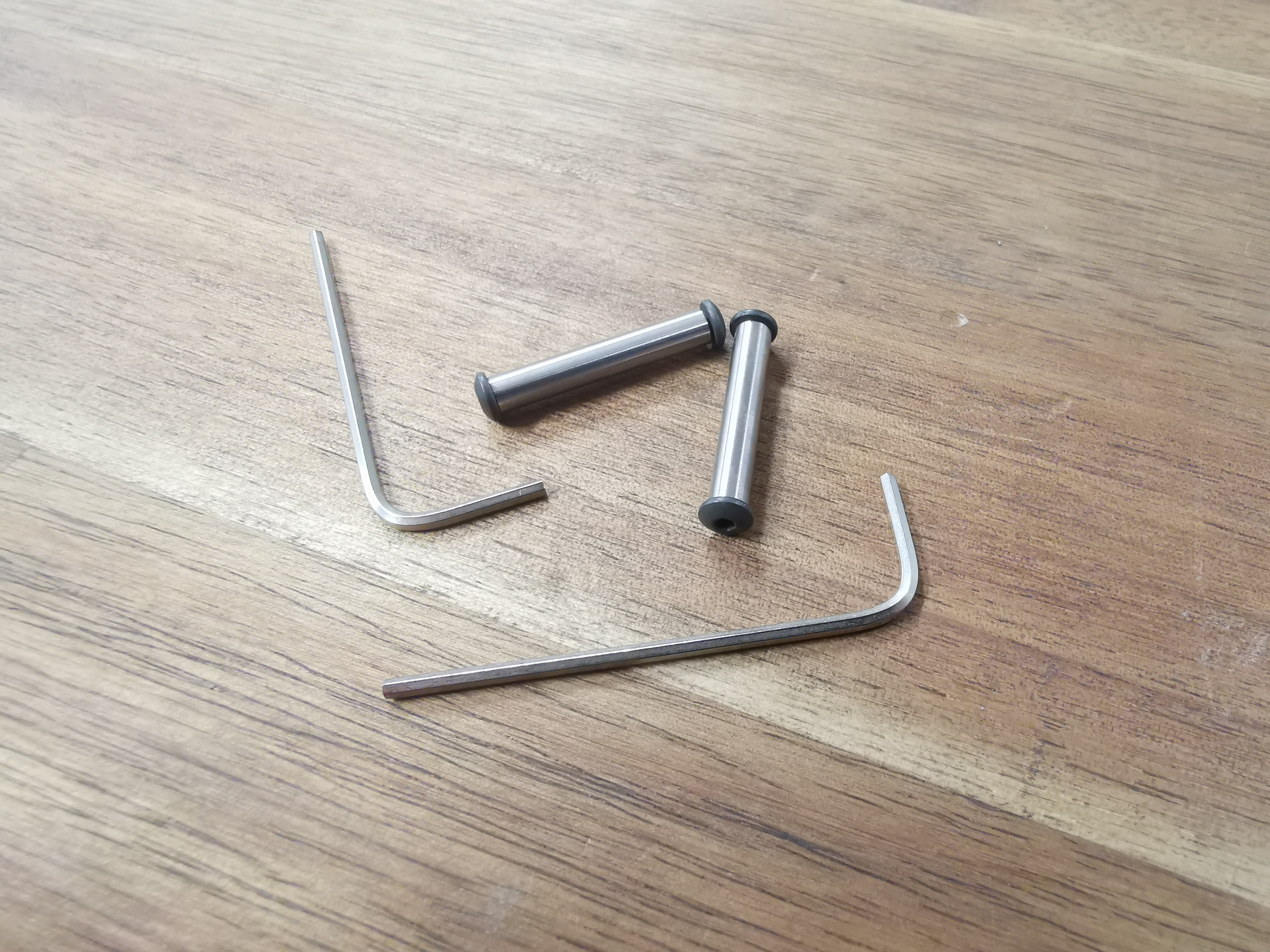 Armanov Anti Walk Pin Set for AR15