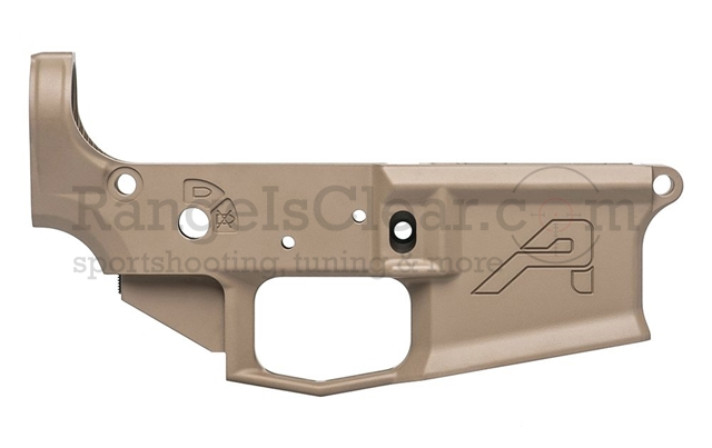 Aero Precision Stripped Lower Mod. M4E1 - FDE