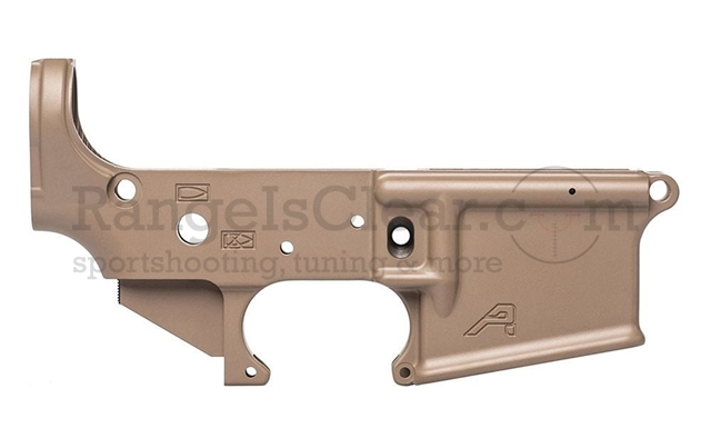 Aero Precision Stripped Lower Gen 2 - FDE