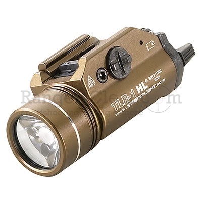 Streamlight TLR1 HL - FDE Brown - 800 Lumen
