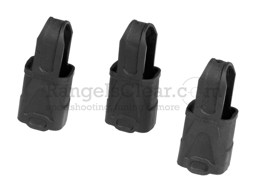 Magpul 9mm SMG 3 Pack Black