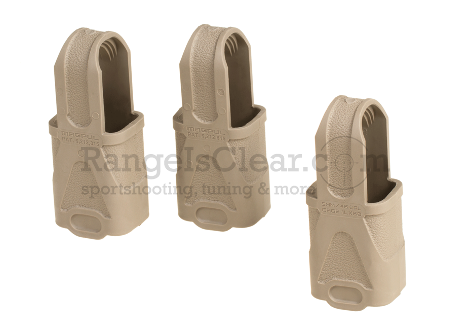 Magpul 9mm SMG 3 Pack Dark Earth