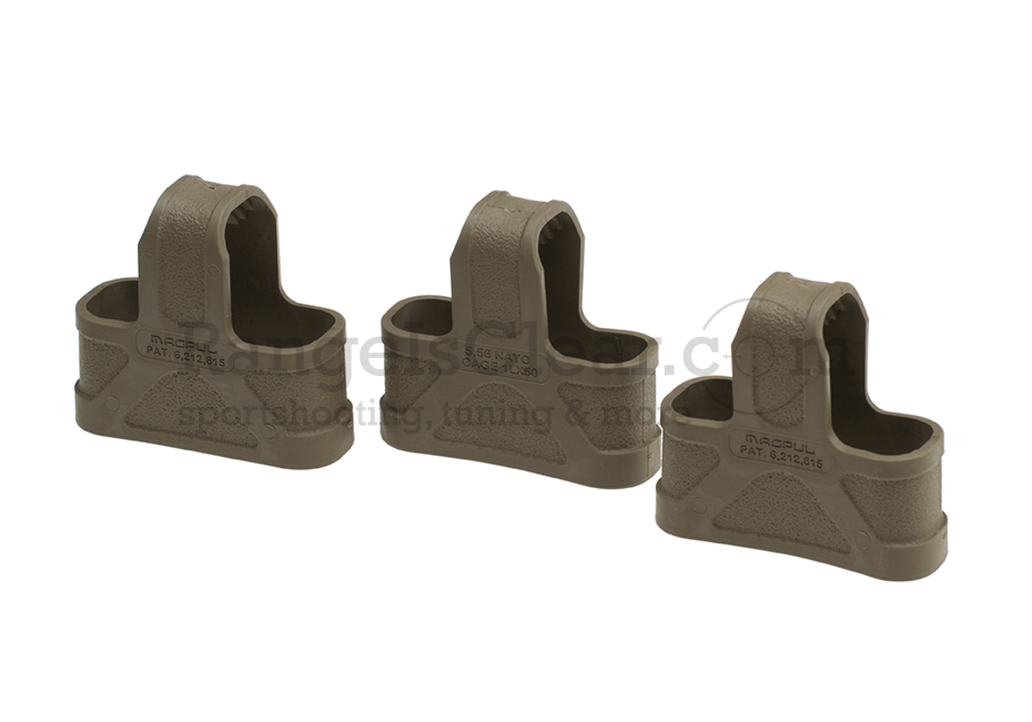 Magpul 5,56 3 Pack Dark Earth