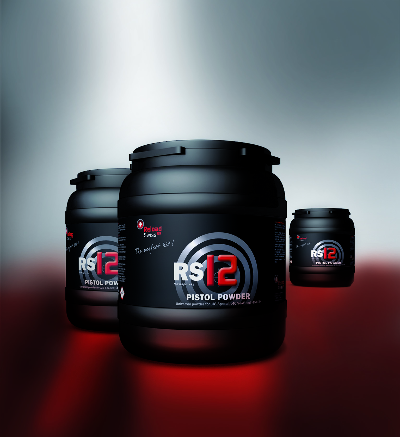 Reload Swiss RS 12 - 4,0 kg