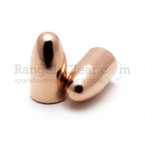 RC Tech Bullets 9mm RN 145 grain .356 - 1.000 Stk.