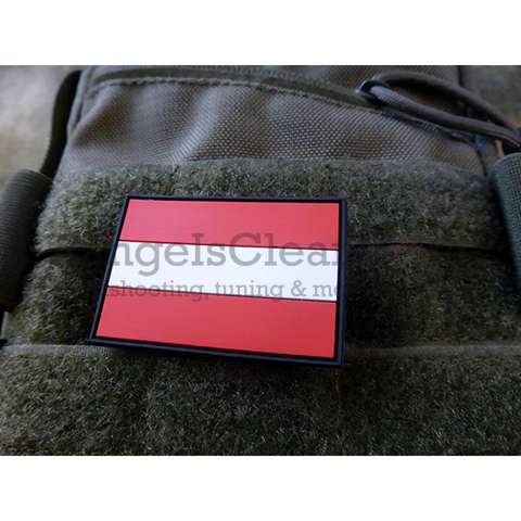 JTG Austria Flag Patch Small