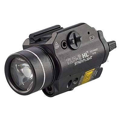 Streamlight TLR-2HL Licht/Laser Rot