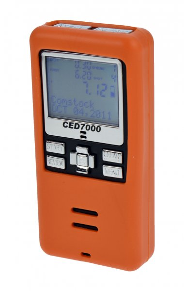 CED Color Skin CED 7000 - ORANGE