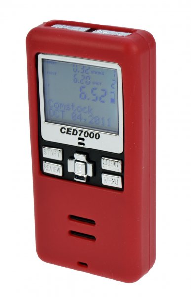 CED Color Skin CED 7000 - RED