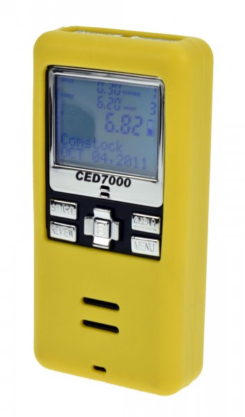 CED Color Skin CED 7000 - YELLOW