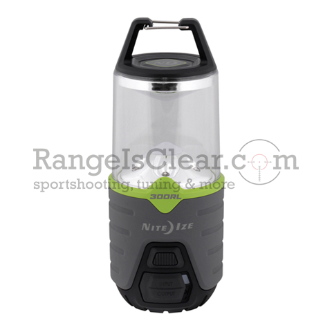 NiteIze Radiant 300 Rechargeable Lantern