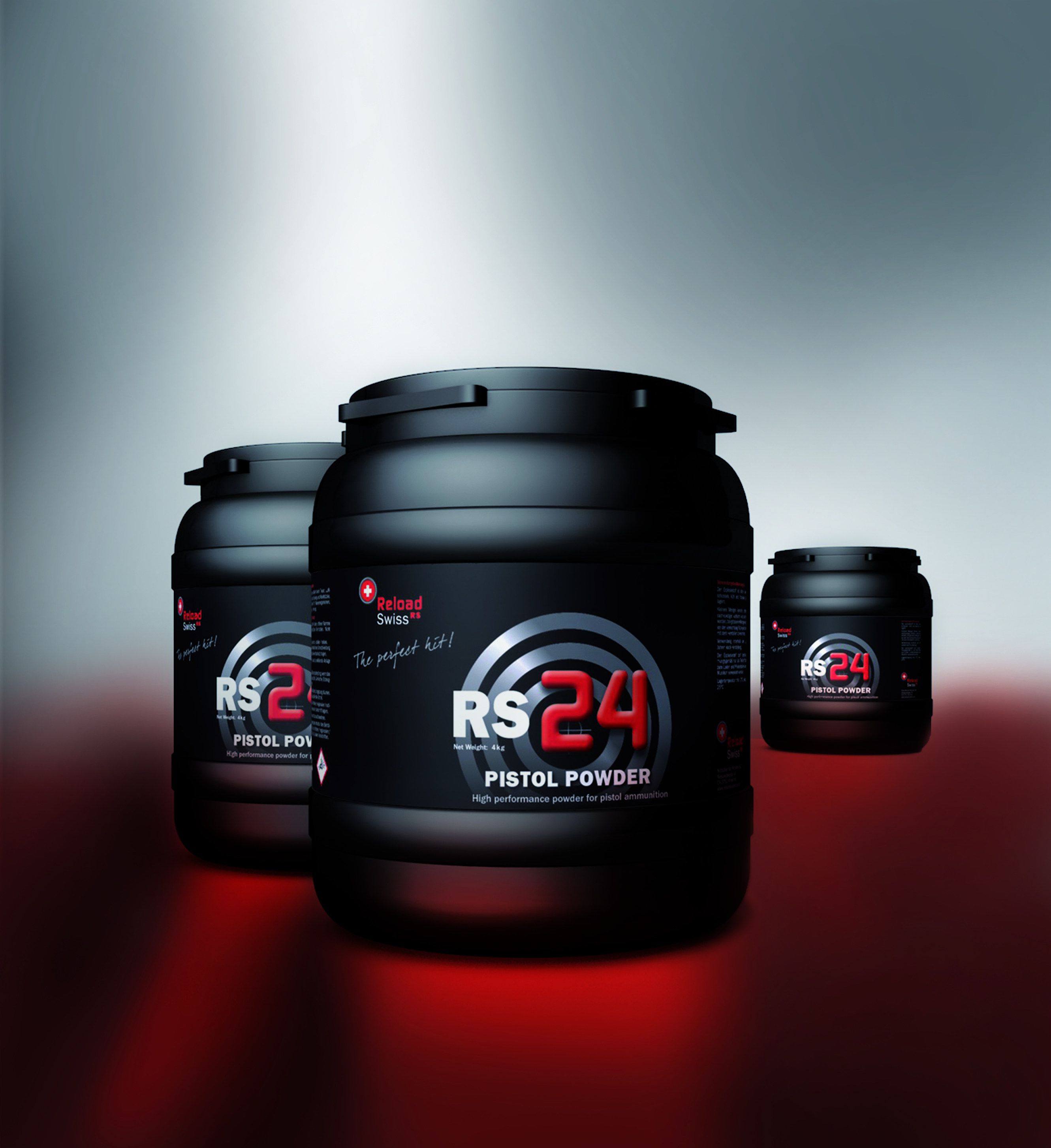 Reload Swiss RS 24 - 4,0 kg