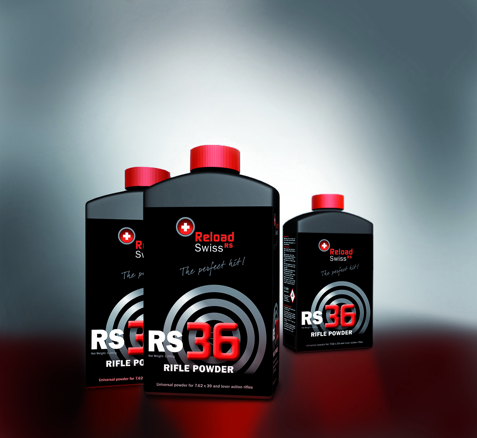 Reload Swiss RS 36 - 1,0 kg