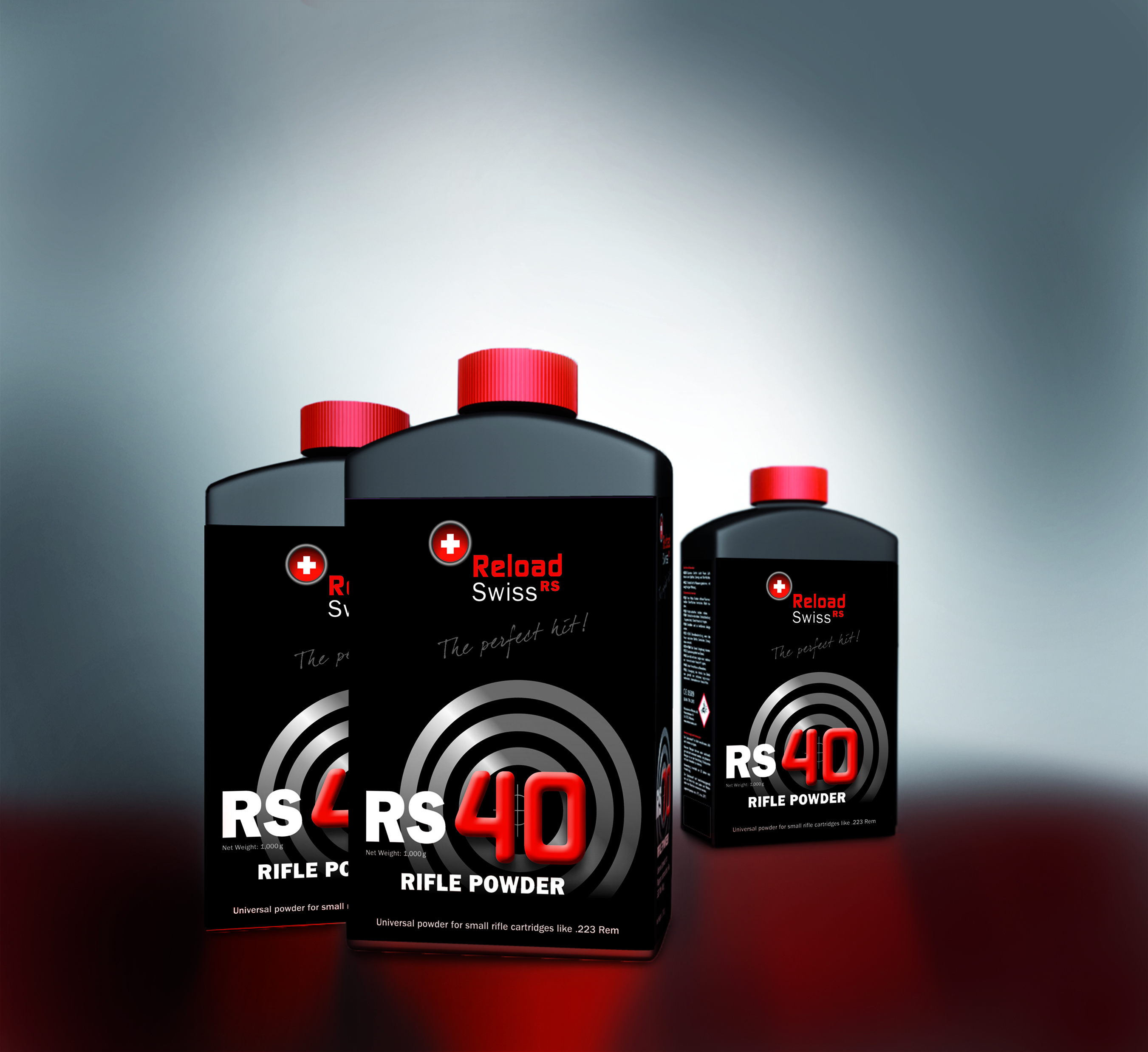 Reload Swiss RS 40 - 1,0 kg