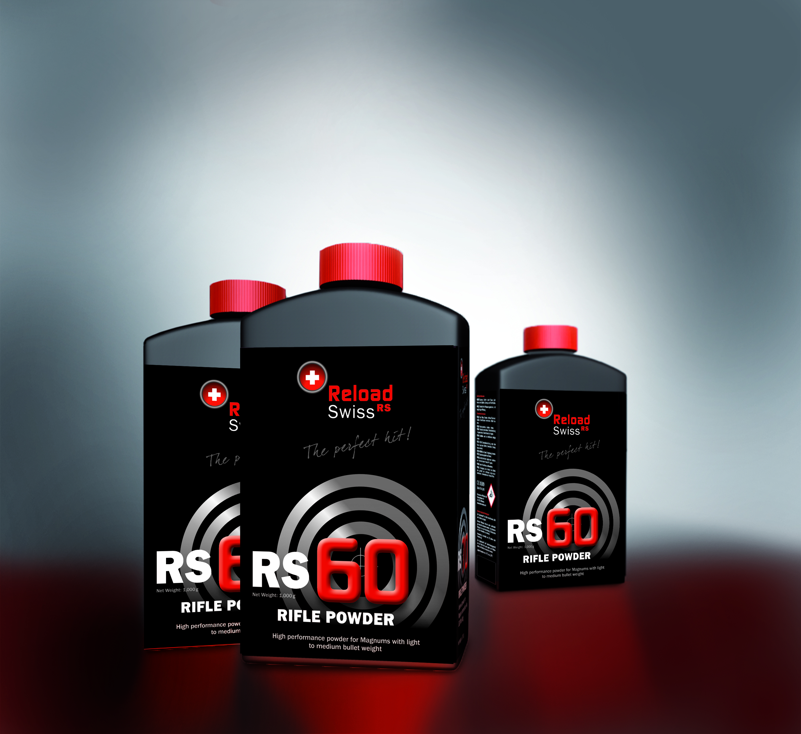 Reload Swiss RS 60 - 1,0 kg