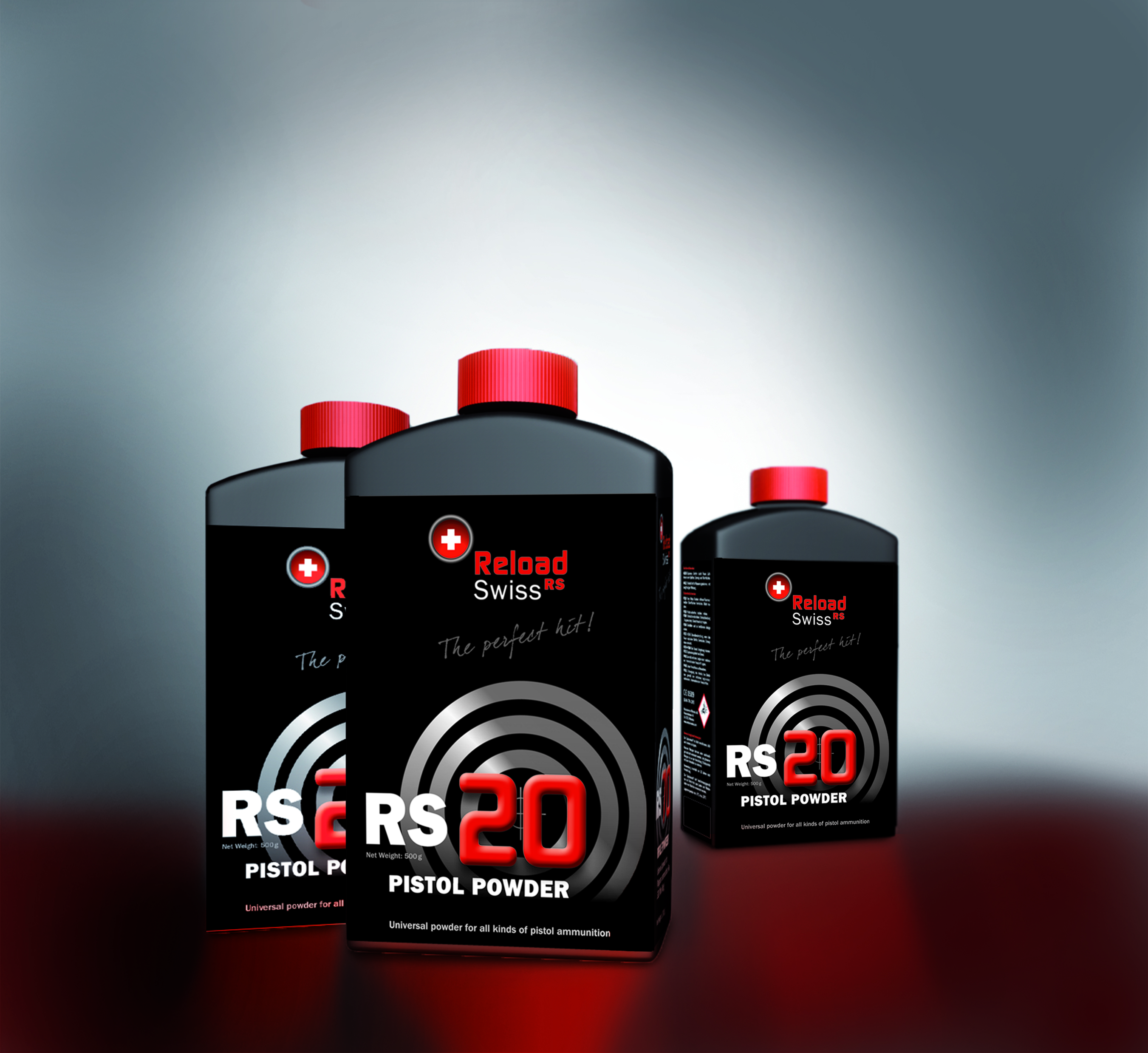 Reload Swiss RS 20 - 0,5 kg