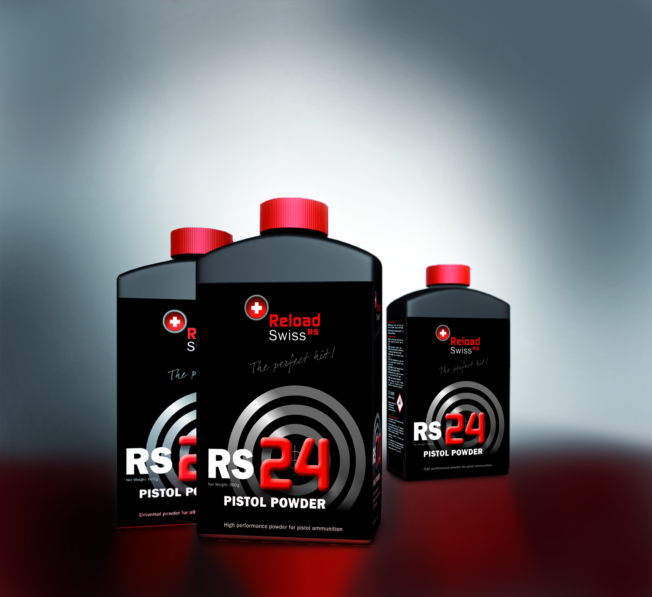 Reload Swiss RS 24 - 0,5 kg