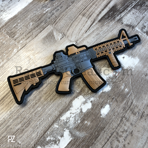 Patchzone M4 CQB XL Coyote