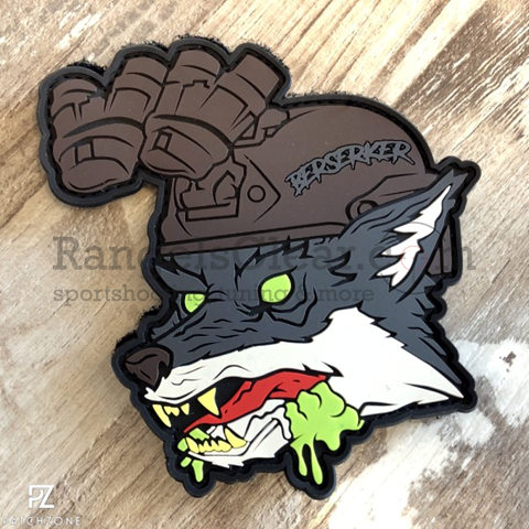Patchzone The Fox - Berserker