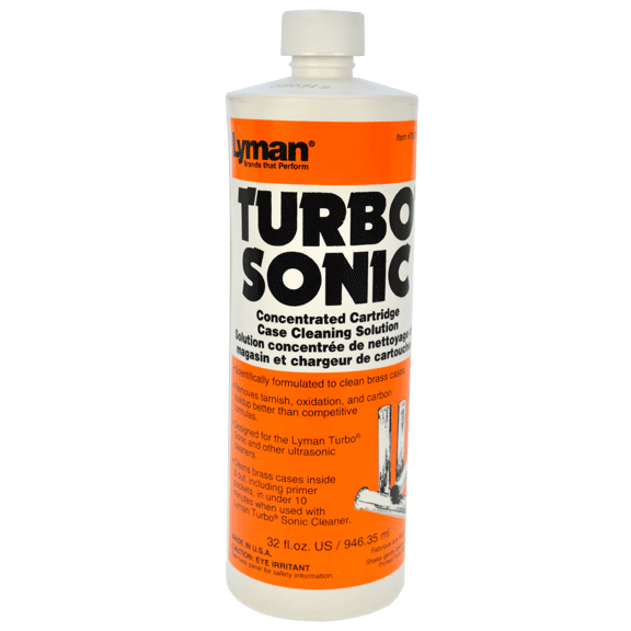 Lyman Turbo Sonic Case Cleaning 946ml