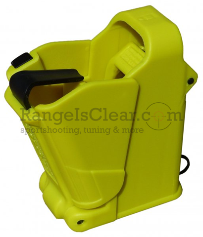 Uplula Universal Mag Loader Assist LEMON