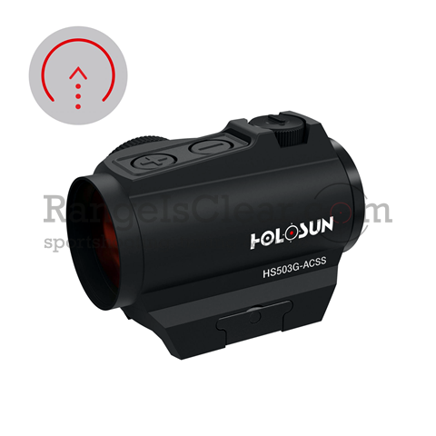 Holosun HS 503 G Red Dot ACSS Reticle