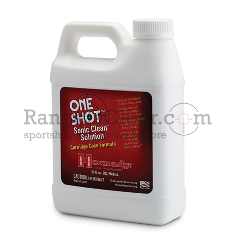 Hornady One Shot Cartridge Case Solution 948ml