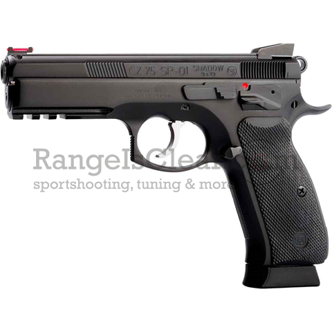 CZ 75 SP-01 Shadow 9x19