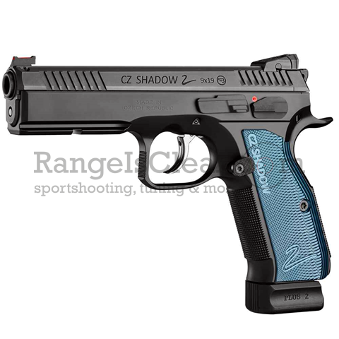 CZ Shadow 2 Blue 9x19
