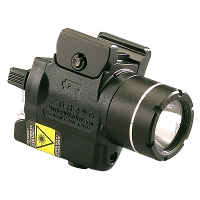 Streamlight TLR-4G Licht/Laser Grün