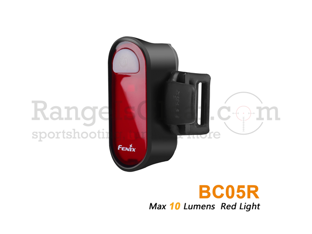 Fenix BC05R Bike Light red