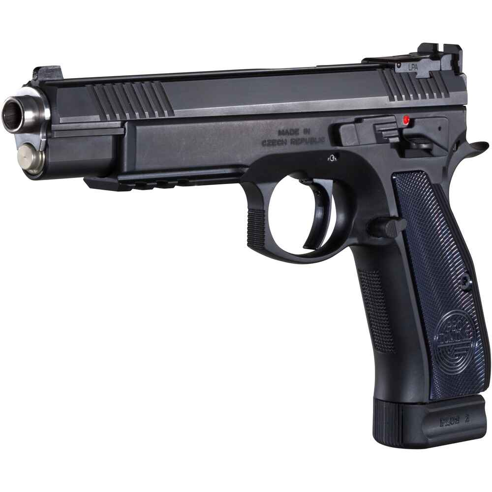 "CZ 75 Taipan 9x19 - 6"" Single Action"