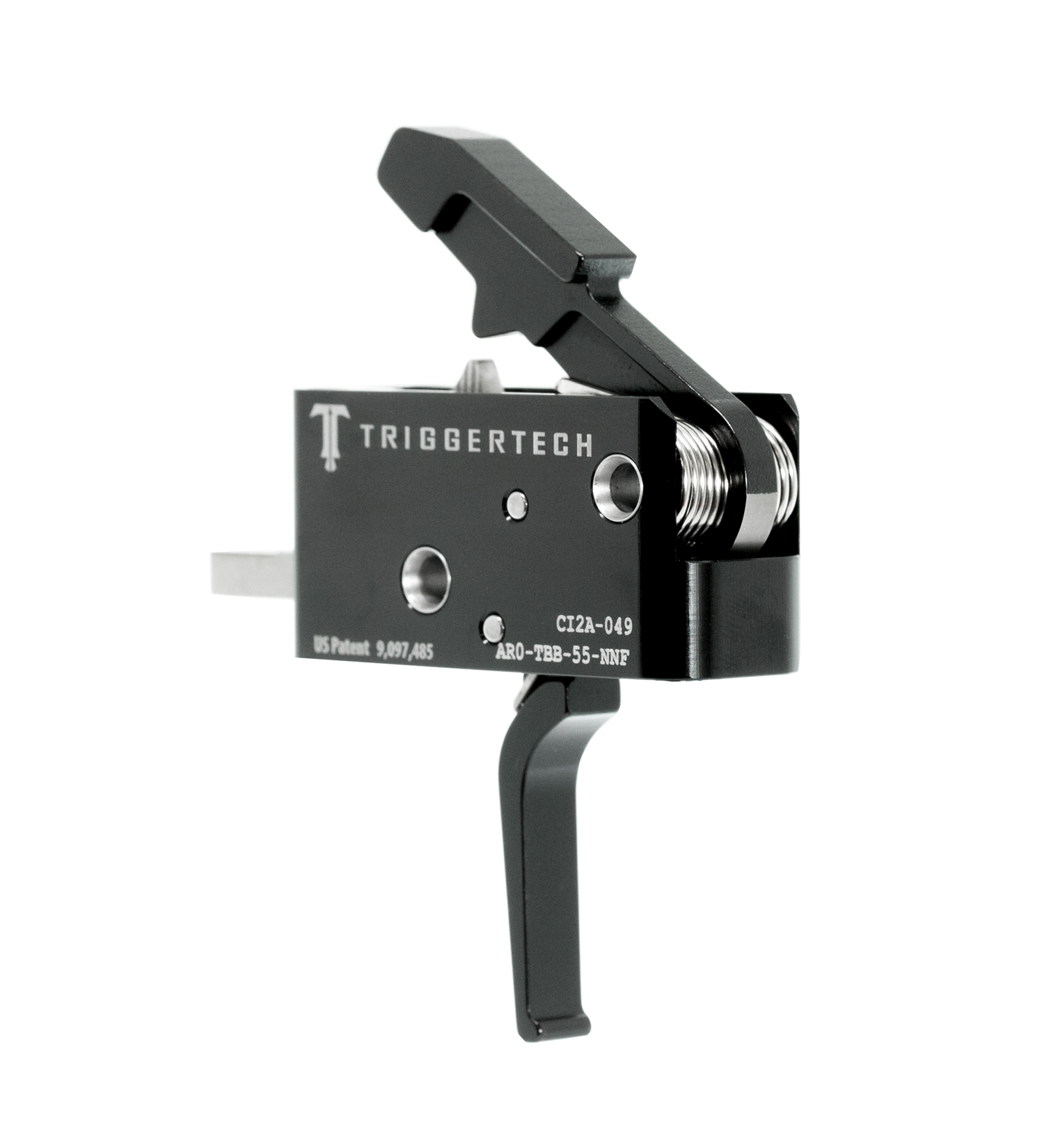 TriggerTech Competitive AR Trigger PVD Straight