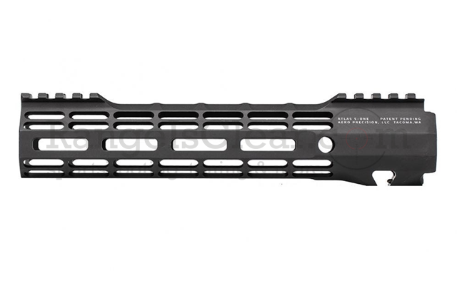 Aero Precision Atlas S-One Handguard Black 9""