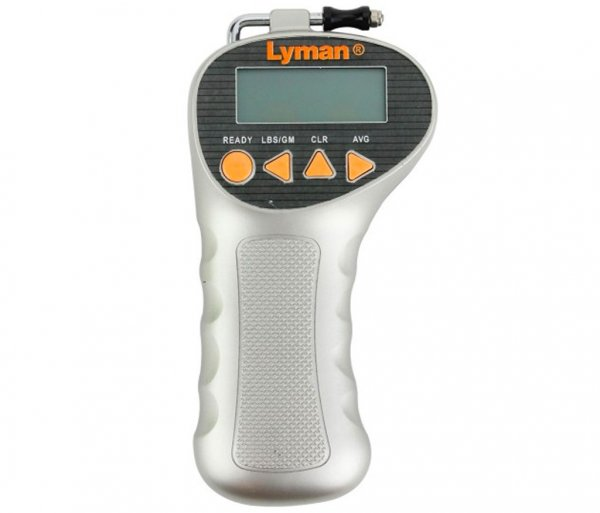 Lyman Electronic Trigger Pull Gauge - Abzugswaage