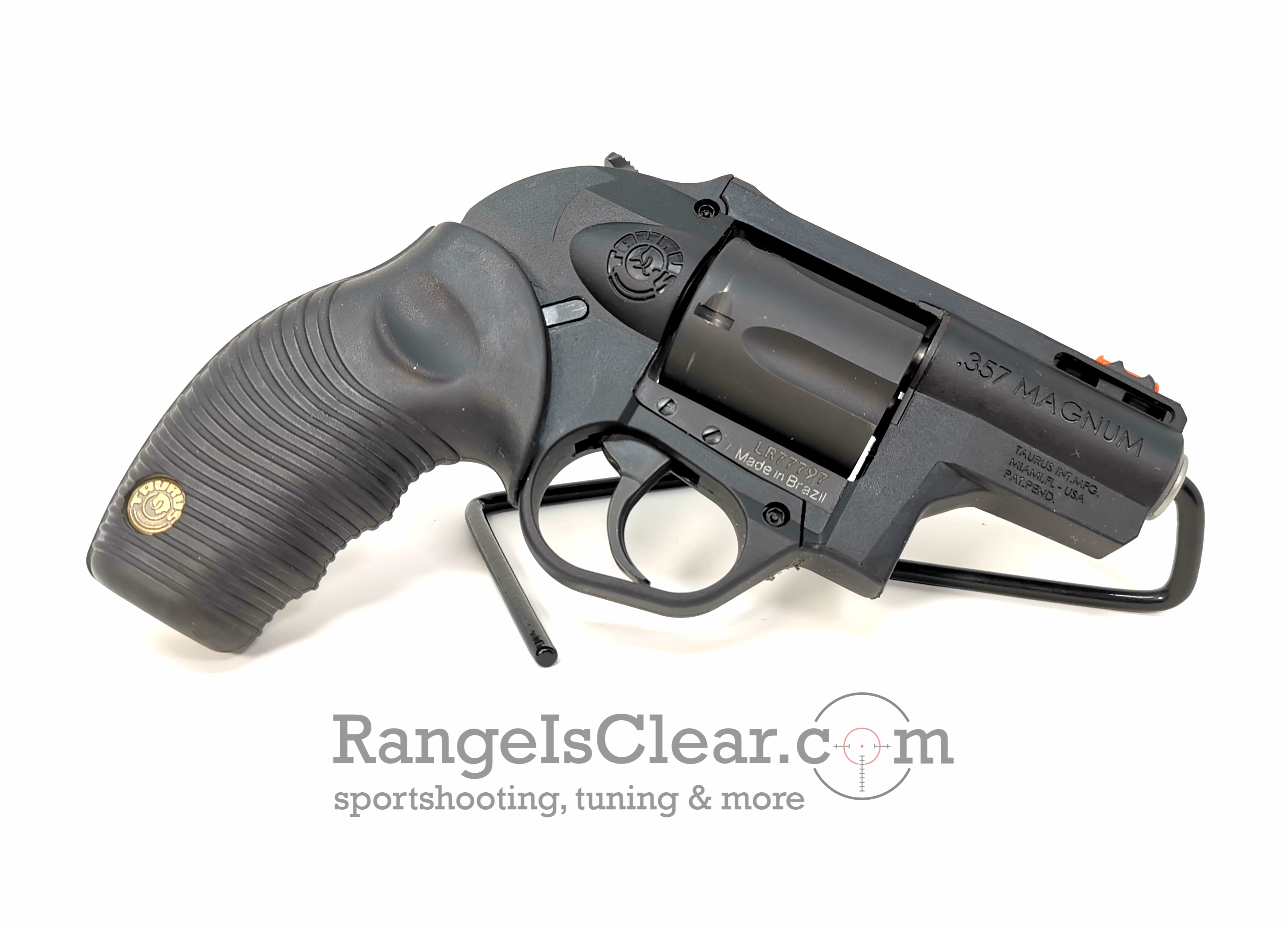 Taurus Revolver Modell 605 Protector Polymer 2""
