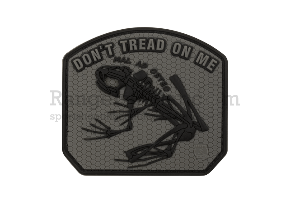 JTG Dont Tread on me Frog - Ranger Green