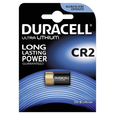 Duracell High Power CR2 3V Lithium - 1 Stk.