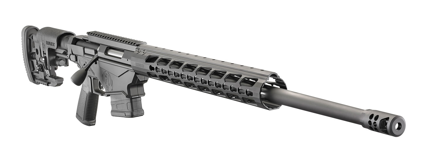 Ruger Precision Rifle 6,5 Creedmoor 24""