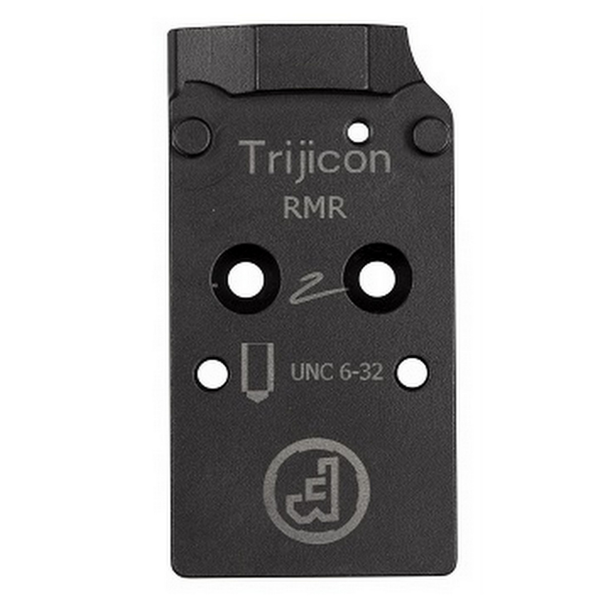 CZ Shadow 2 Optic Ready Plate - Trijicon RMR